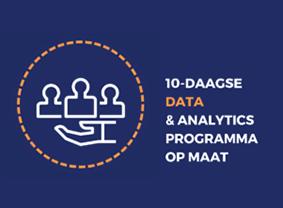 10 Daagse Data & Analytics Programma op Maat