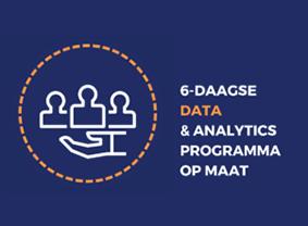 6 Daagse Data & Analytics Programma op Maat