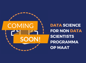 Data Science for Non Data Scientists Programma Op Maat