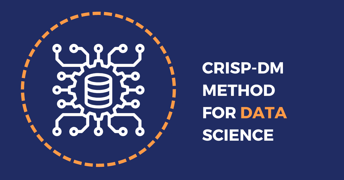 crisp-dm method for data science - training - course - workshop - education