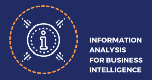 Information analysis for business intelligence - training - course - workshop - education