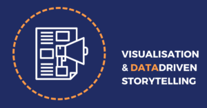 Visualization & data driven storytelling - training - course - workshop - education